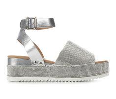 Women's Soda Shell Flatform Sandals