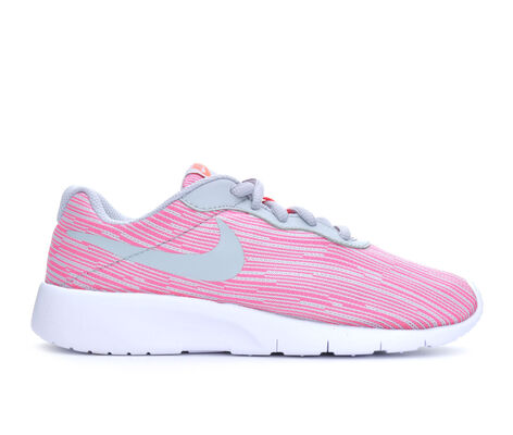 Girls' Nike Tanjun SE 3.5-7 Girls Sneakers