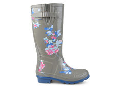 Women's Journee Collection Mist Rain Boots