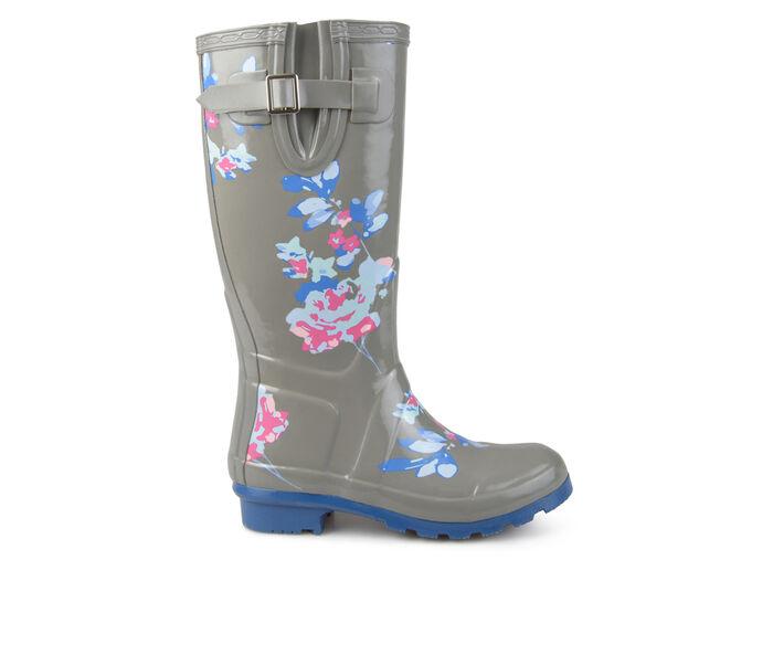 Women's Journee Collection Mist Rain Boots