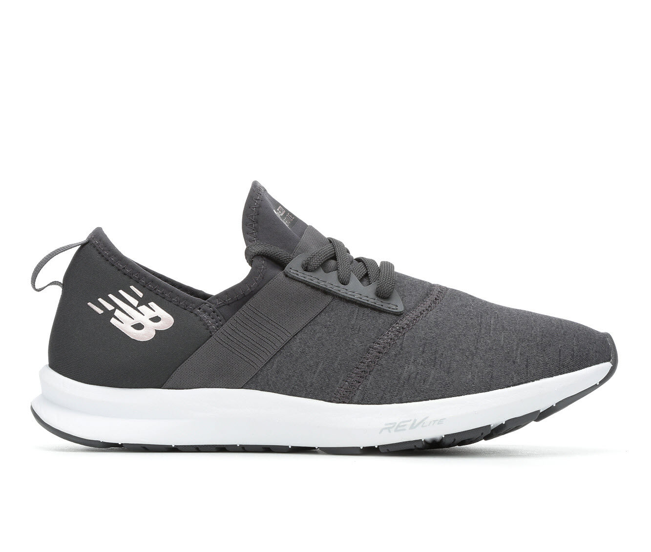 Women's New Balance FuelCore Nergize Sneakers Grey/Rose Gold