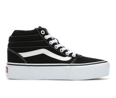 Women's Vans Ward Hi Platform Skate Shoes