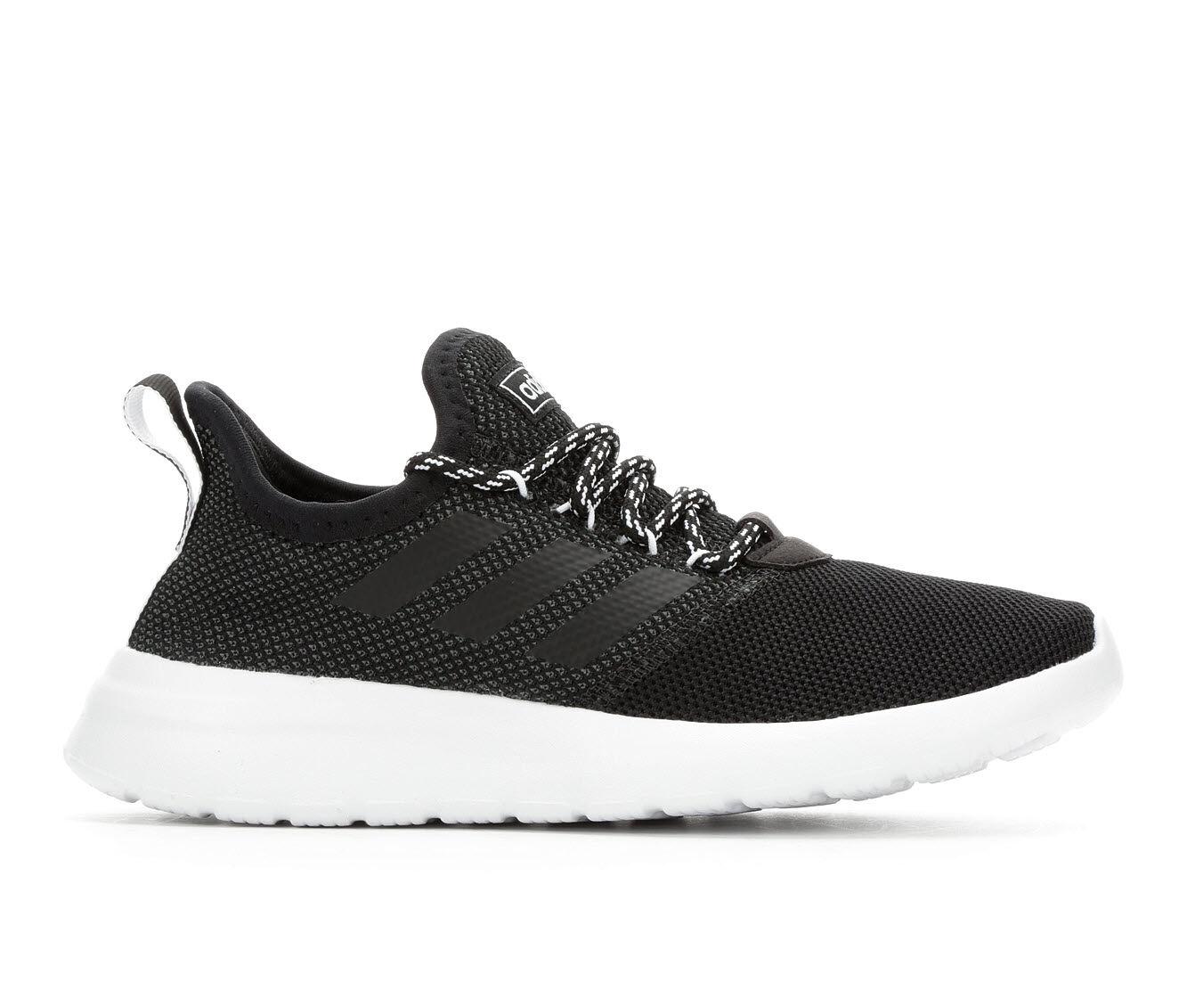 Women's Adidas Lite Racer Reborn Sneakers Black/Grey/Wht