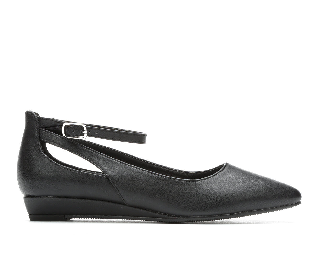 Women's Y-Not Hadley Flats Black