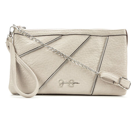 Jessica Simpson Mason Top Zip Crossbody Wristlet