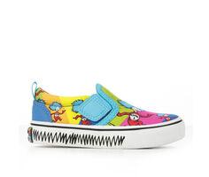 Kids' Skechers Toddler & Little Kid Dr. Suess Marley Jr Things Slip-On Shoes