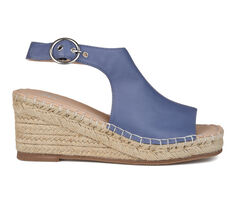 Women's Journee Collection Crew Wedges