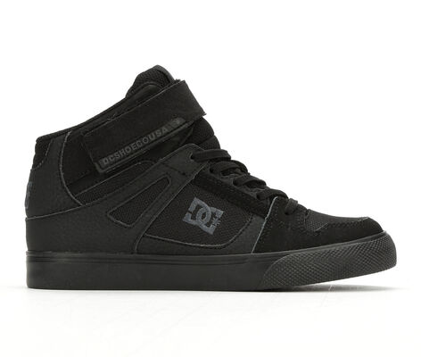 Boys' DC Pure High-Top EV Skate Shoes