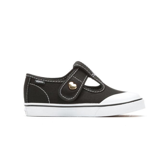 Girls' Vans Infant Leena Velcro Girls 4-10 Sneakers