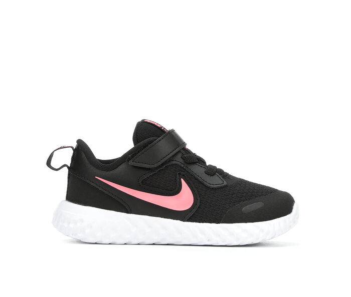 Girls' Nike Infant & Toddler Revolution 5 Running Shoes