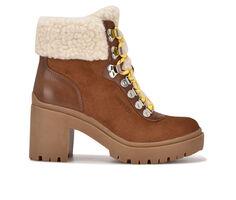 Women's Nine West Quimbie Lace-Up Boots
