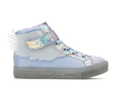 Girls' Skechers Little Kid & Big Kid Sparkle Wings Light-Up Sneakers