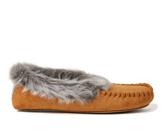 Dearfoams Marissa Moccasin Slippers