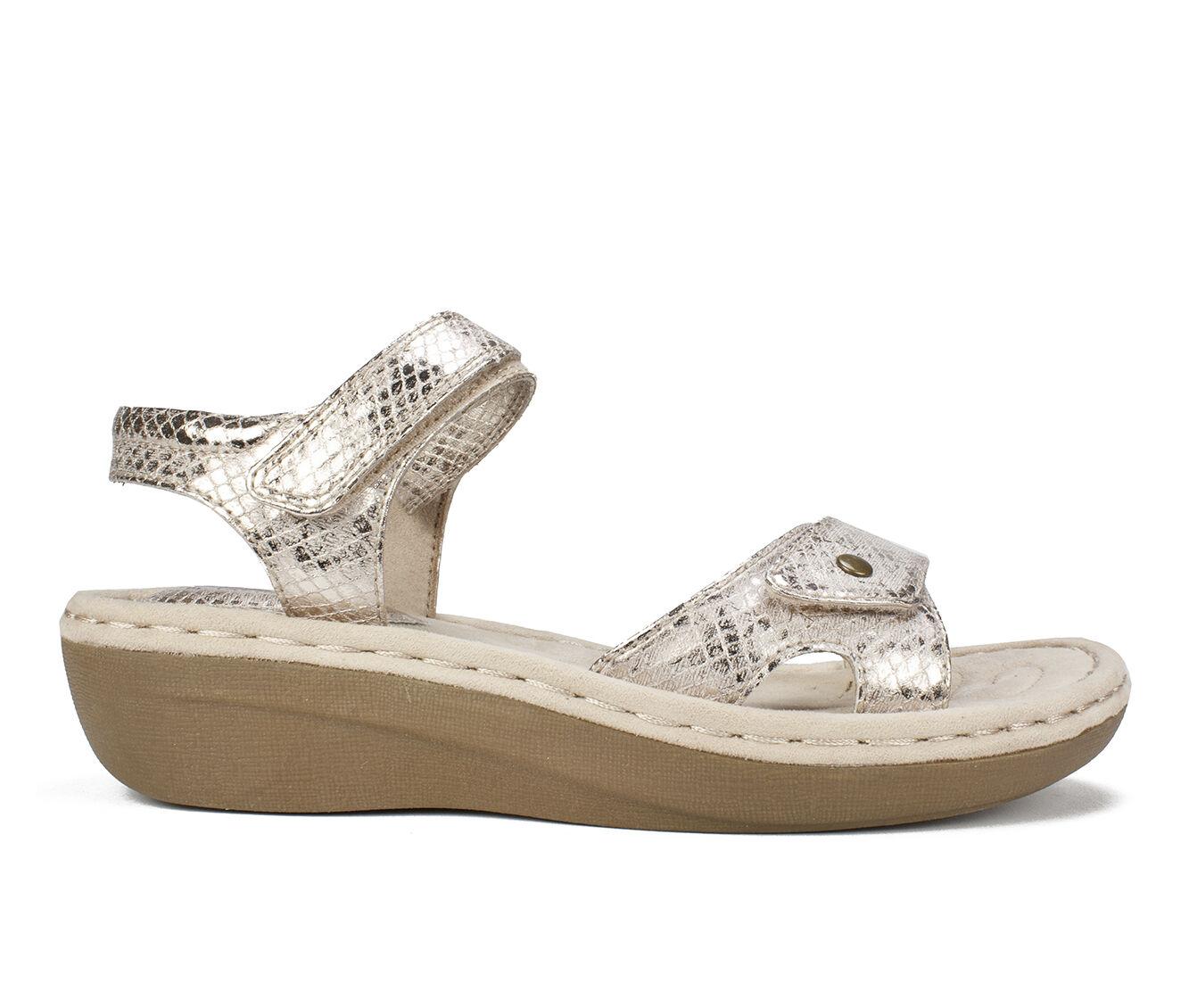 Women's Cliffs Charlee Sandals Rose Gold