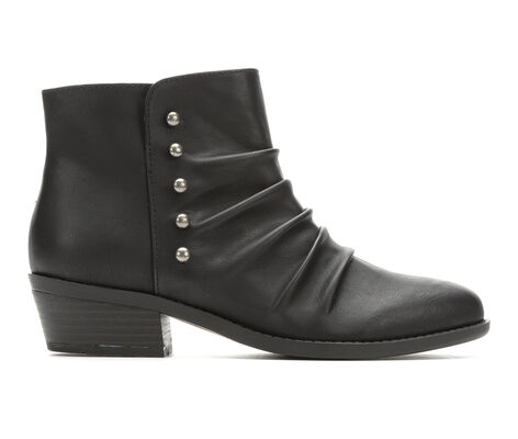 Women's White Mountain Declan Booties