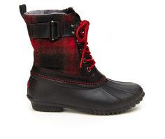 Women's JBU by Jambu Vancouver Plaid Duck Boots