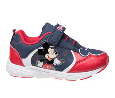 Boys' Disney Toddler & Little Kid CH87586C Mickey Mouse Light-Up Sneakers