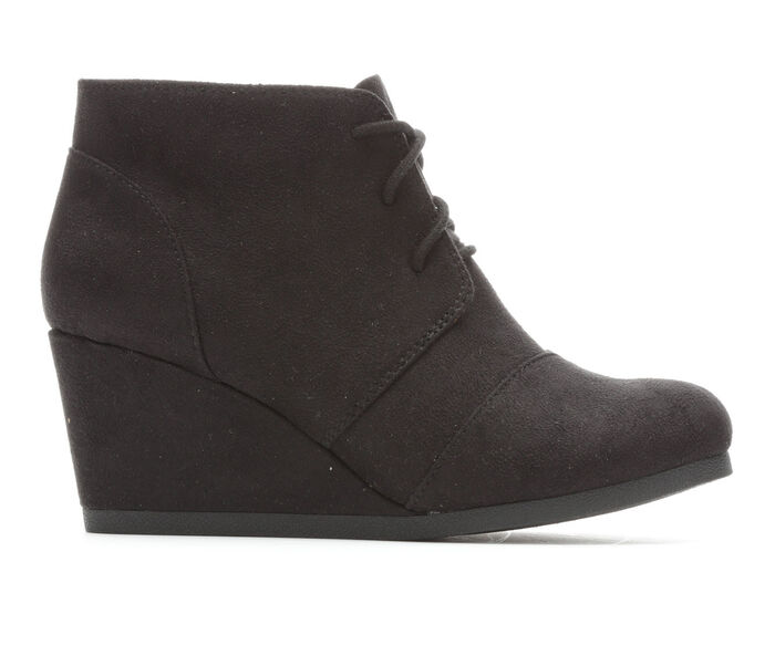 Women's City Classified Rex Wedge Lace-Up Booties