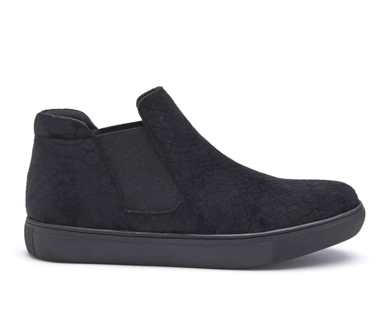 Women's Coconuts Harlan Sneakers Black Velvet