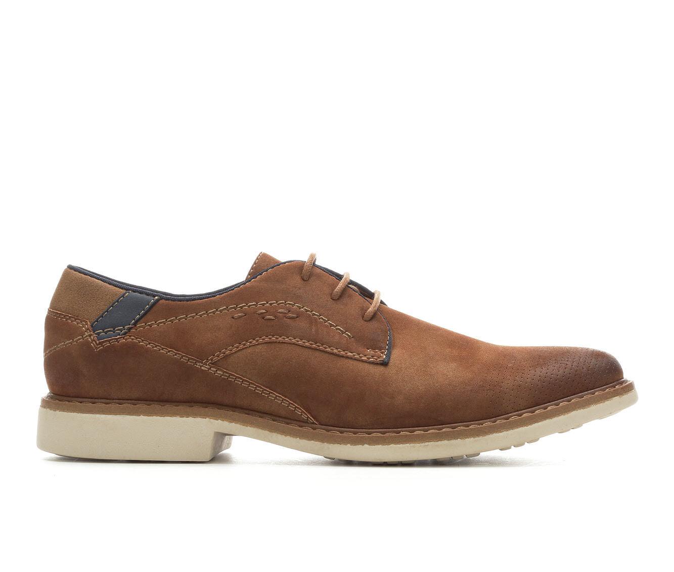 Men's Freeman Sawyer Dress Shoes Tan