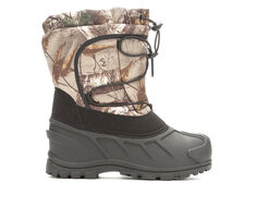 Boys' Itasca Sonoma Cerebus Realtree 11-7 Winter Boots