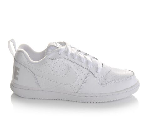 Boys' Nike Court Borough Low 10.5-3 Sneakers