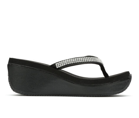 Women's Volatile Akoya Wedge Platform Flip-Flops