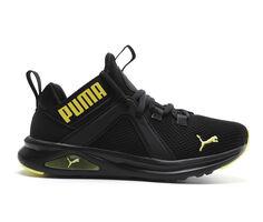 Boys' Puma Big Kid Enzo Weave 2 Jr Running Shoes