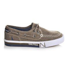 Boys' Nautica Little Kid & Big Kid Spinnaker Boat Shoes