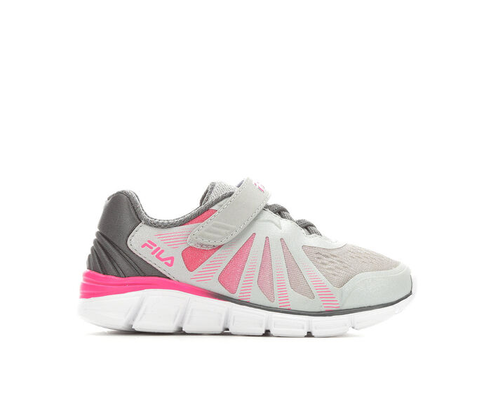 b6b3ae2f Girls' Fila Infant Fraction 2 Strap Athletic Shoes at Shoe Carnival ...