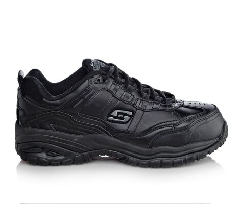 Men's Skechers Work 77053 Chatham Work Shoes