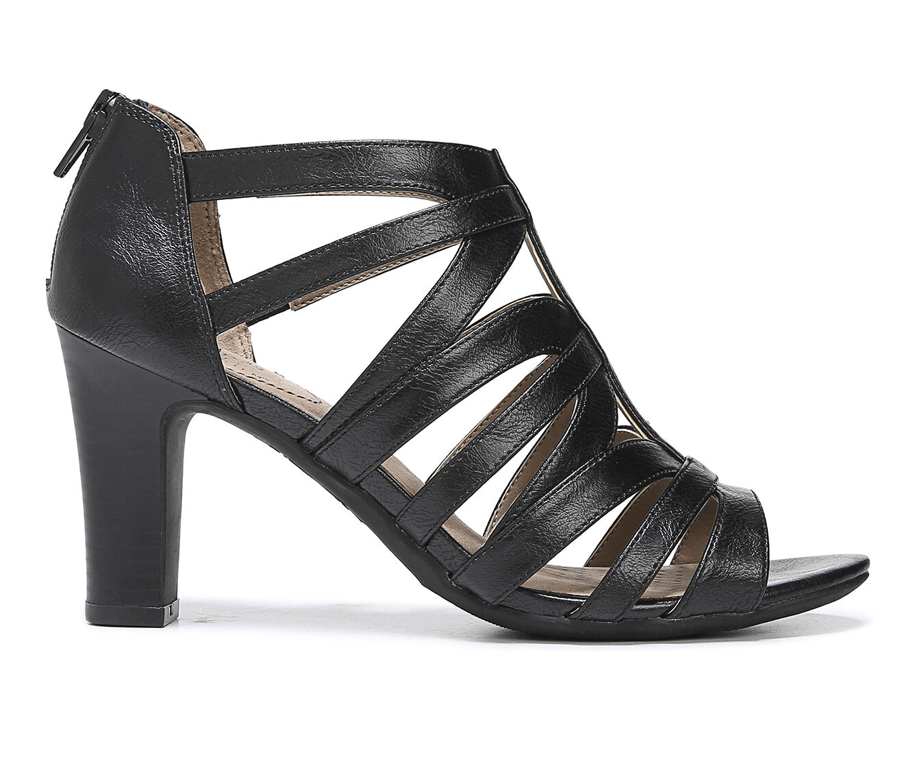 more discount Women's LifeStride Carter Dress Sandals Black