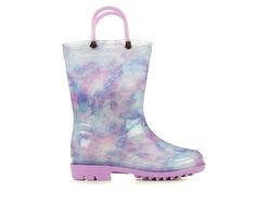Girls' Capelli New York Toddler Pastel 1526 Rain Boots
