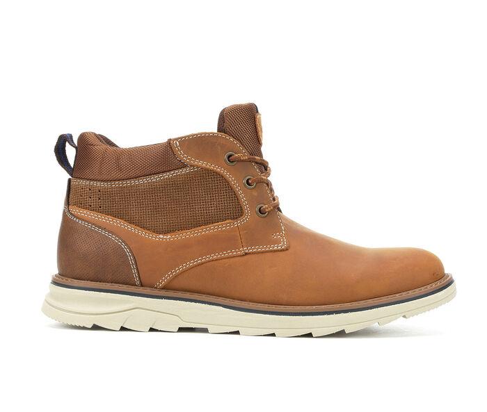 Men's Nunn Bush Luxor Plain Toe Chukka Dress Shoes