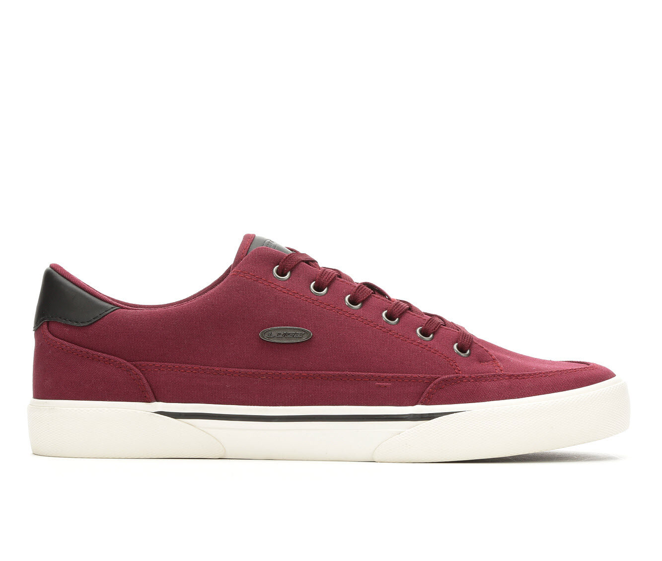 Men's Lugz Stockwell Casual Sneakers Berry
