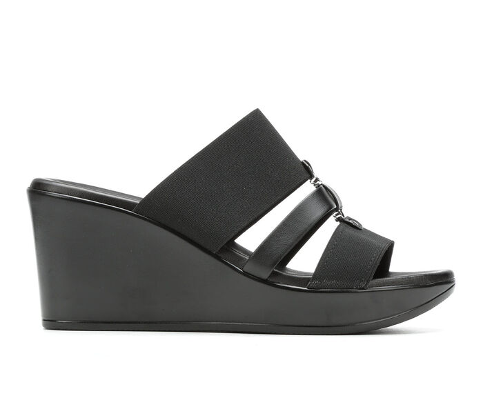 Women's Italian Shoemakers Farah Wedges