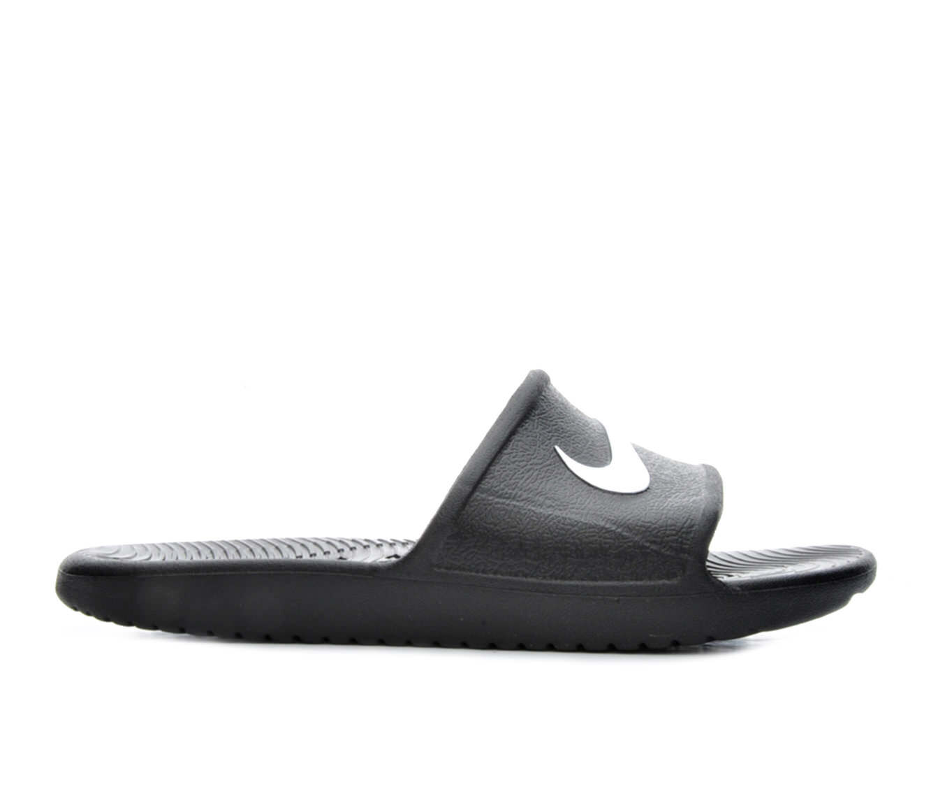 Women's Nike Kawa Shower Sport Slides Black/White