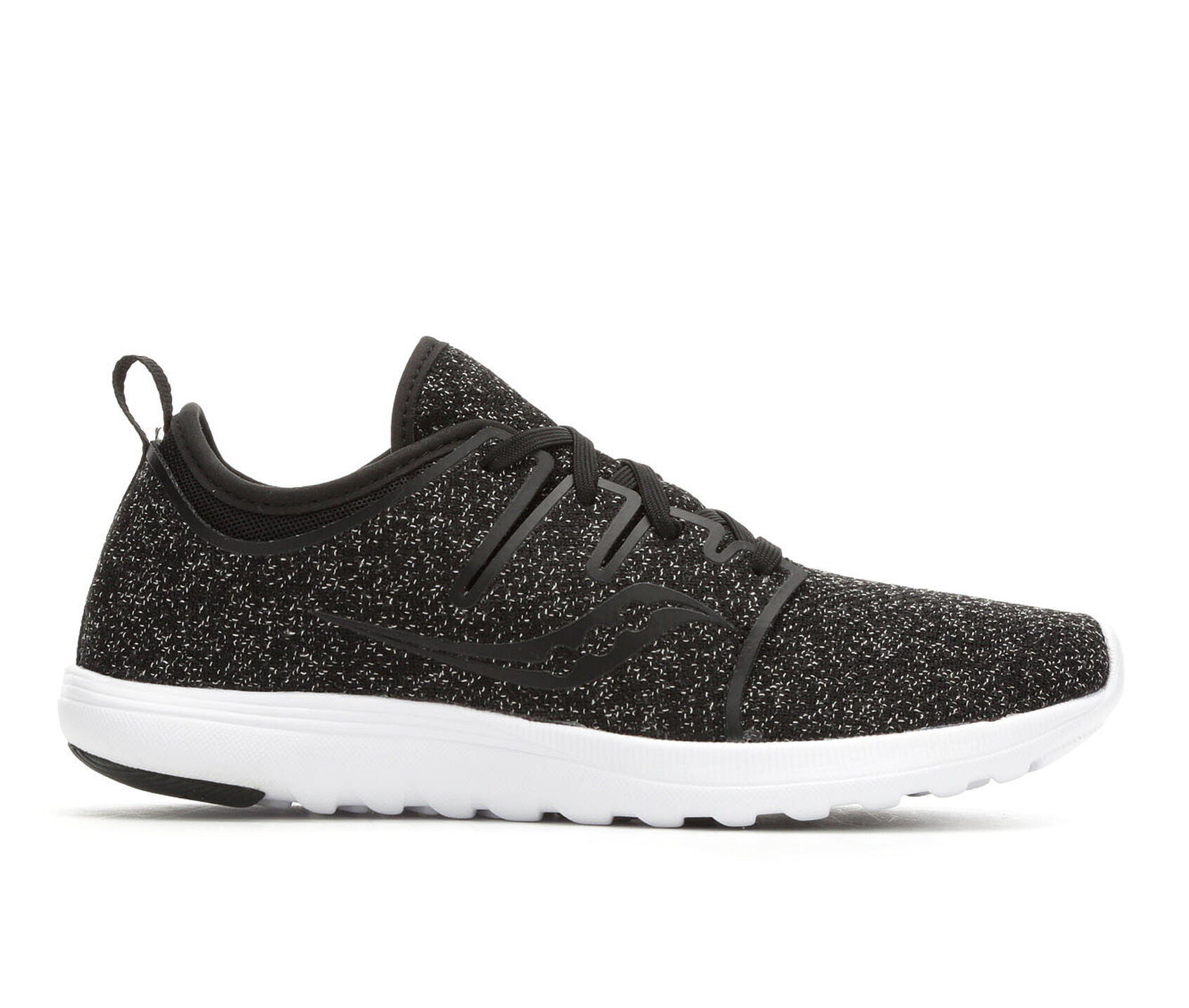 Shoe Carnival All Black Saucony Womens