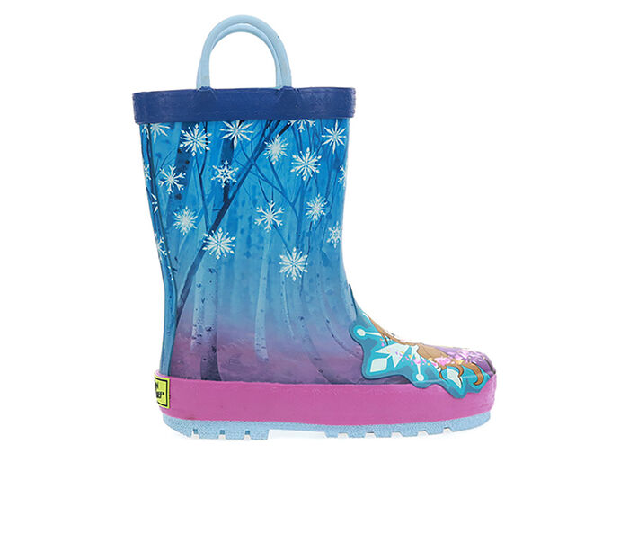Girls' Western Chief Little Kid & Big Kid Frozen Sisters Rain Boots