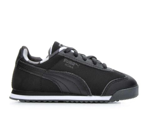 Boys' Puma Infant Roma Basic Geo Camo Sneakers