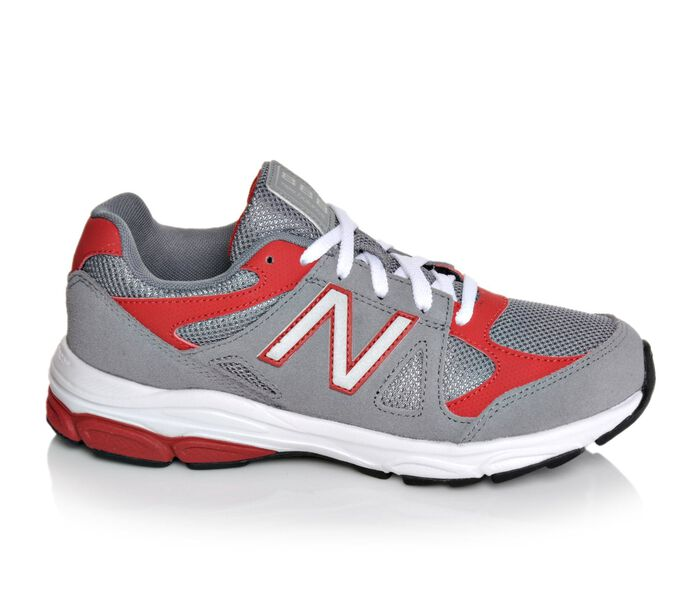 Boys' New Balance KJ888GRG 3.5-5 Running Shoes