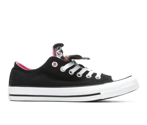 Women's Converse Floral Print Double Tongue Sneakers