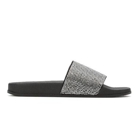 Women's David Aaron Bliss Slide-On Sandals