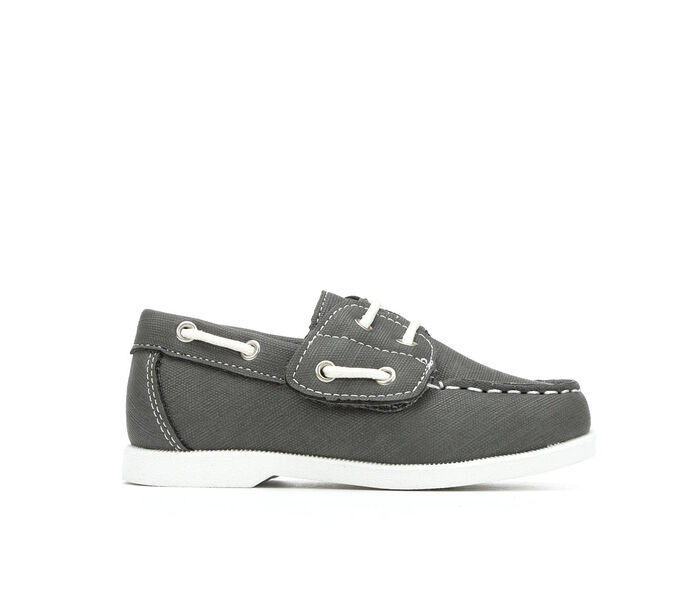 Boys' Anchors Edge Bay Toddler Cassidy Boat Shoes