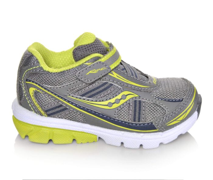 Boys' Saucony Infant Baby Ride 4-12 Boys Athletic Shoes