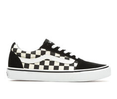 Women's Vans Ward Suede Skate Shoes