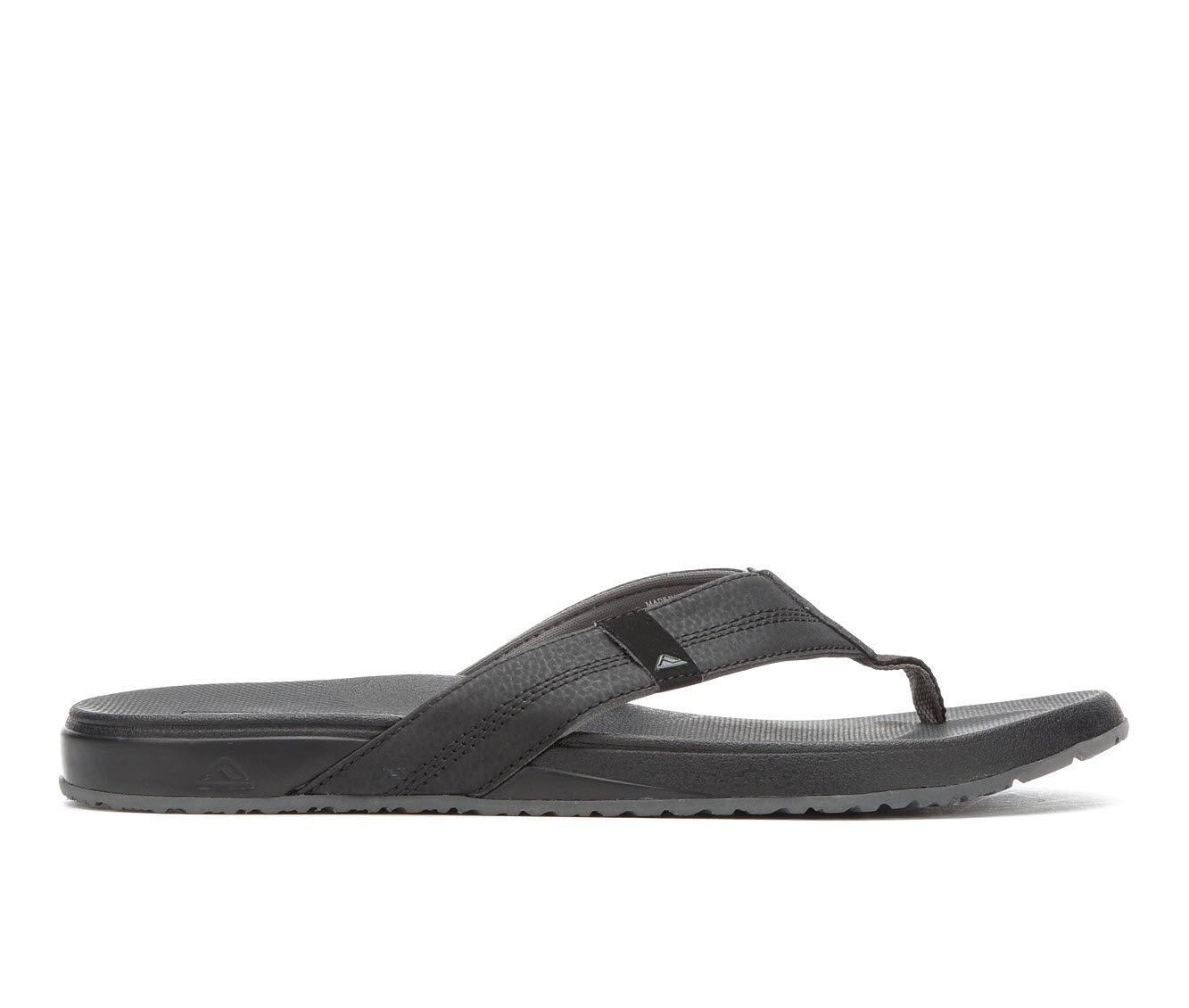 Men's Reef Cushion Bounce Phantom Flip-Flops Black