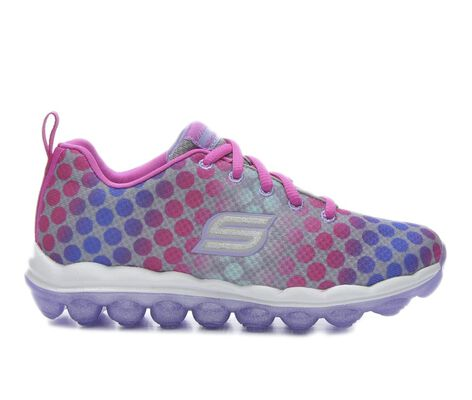 Girls' Skechers Skech Air-Dotty Daze 10.5-6 Running Shoes