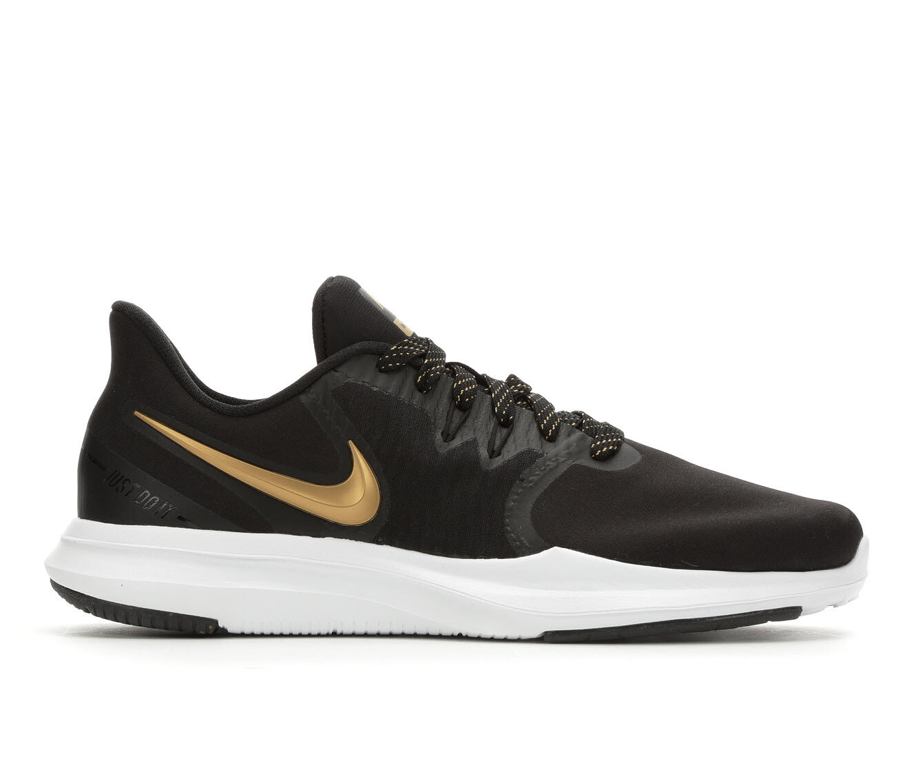 Women's Nike In-Season TR 8 Training Shoes Black/Gold/Wht