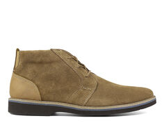Men's Nunn Bush Barklay Plain Toe Chukka Dress Shoes
